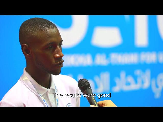2015 SATUC Cup, Mauritania head Coach Abdul Qader Mohammed