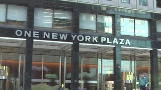 One New York Plaza Office Building, New York City Financial District