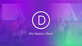 Divi Nation Reacts to Divi 3.0, WCOC, & Meeting In Person For The First Time - Divi Nation Short thumbnail