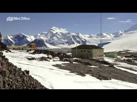 Met Office and the British Antarctic Survey