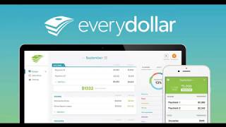 Tutorial | Using the EveryDollar Budget App on Your Smartphone