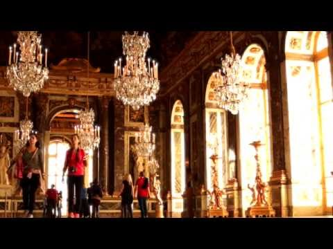 Experience the Hall of Mirrors at Palace of Versailles