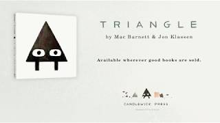 Triangle by Mac Barnett & Jon Klassen Book Trailer