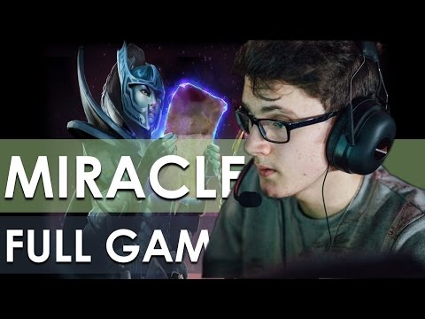 Miracle Highlights | Oracle Mid | Beyond Godlike | Daily Dota 2 Full Game