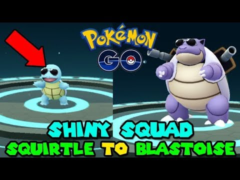 Shiny Squirtle Squad Evolution Pokemon Go Squirtle Community Day Youtube Along with bulbasaur and charmander. shiny squirtle squad evolution pokemon go squirtle community day
