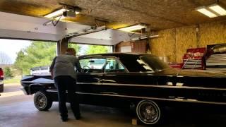 "1964 Impala testing the Hydraulics on ""Midnight Rush"""