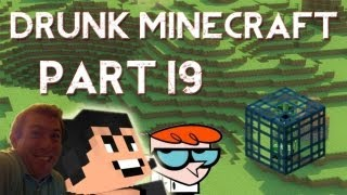 Drunk Minecraft #19 | BEST MOB FARM EVER!