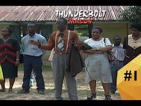 Download Thunderbolt #1 Tunde Kelani Yoruba Nollywood Movies 2016 New Release this week