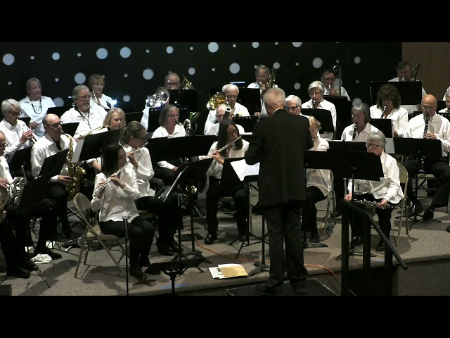 Rock  Rhythm and Blues - Gold Concert Band 2019 Fall Concert