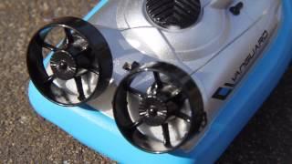 Aquatic RC Watercraft from Invento / HQ Kites