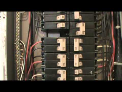 How To Replace A Breaker In A Panel Box YouTube