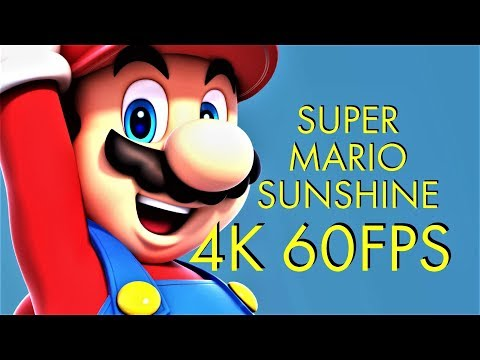 Download 4k Ultrahd Texture Pack Super Mario Sunshine On Dolphin Emu