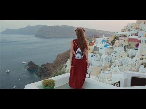Adventure Girl Judit - Athens  Santorini Venice trip by Paliman