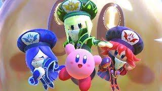 New Final Updated Easter Egg in Kirby Star Allies 4.0 The Three Mage Sisters (Secret Level) Part 2/2