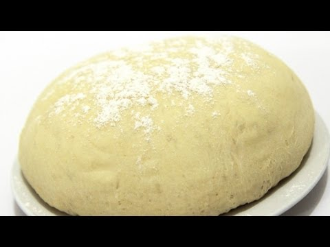 How To Make Pizza Dough At Home 2018