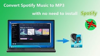 How to Convert Spotify Music to MP3 without Spotify app
