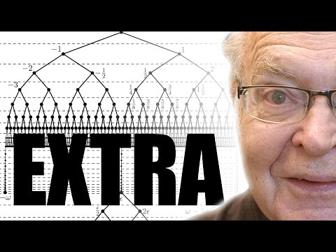 Surreal Numbers (Don Knuth Extra Footage) - Numberphile