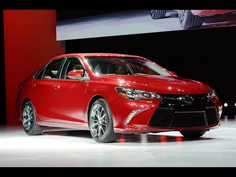 Тойота Камри 2015 седан Технические характеристики Обзор Toyota Camry 2015