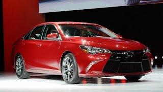 видео Технические характеристики Toyota Camry