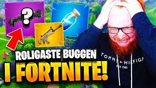 I FIND A BRAND NEW BUG IN FORTNITE WHICH IS A CHEAT!