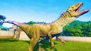 DAS ist das ENDE von Jurassic World Evolution! ☆ Jurassic World Evolution