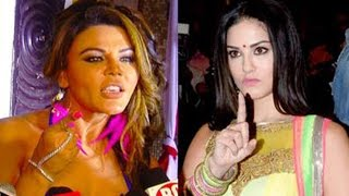 Rakhi sawant attacking sunny leone in public! | new bollywood movies news 2015