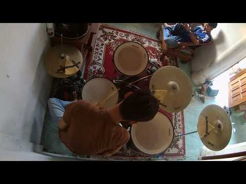 Threesixty - Dewi (Drum Cover) HQ By Rizki Maulid