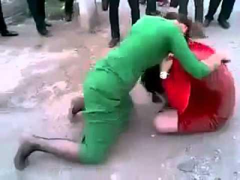 Turkish Women Fight