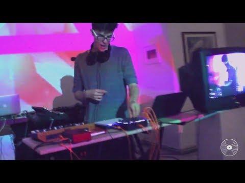 Ben Leavez Live Set Grounded X ASCII Music Collective