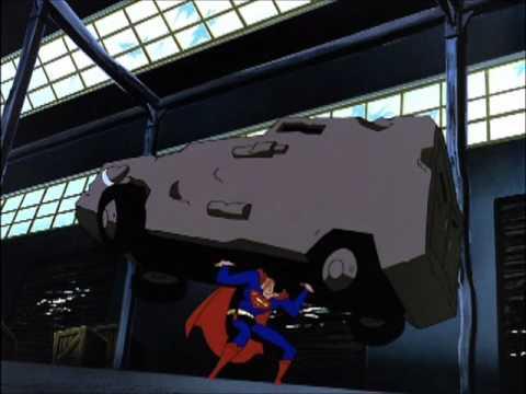 Superman: The Animated Series TV series opening