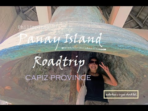 Panay Island Roadtrip (Episode 3):  Roxas City--the seafood capital!