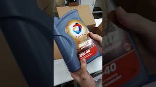Лабораторные анализы Toyota Genuine Transfer Gear oil LF 75W и Total Quartz 9000 Energy 0W-40