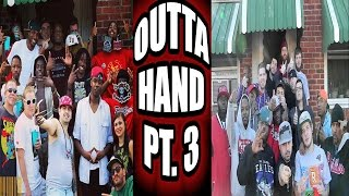 OMIR DA BOMBER PRESENTS.....OUTTA HANDS CYPHER PT  3