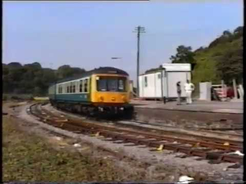 West Wales by DMU 28 June 1988