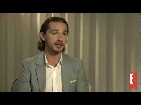 Shia LaBeouf talks about Tom Hardy
