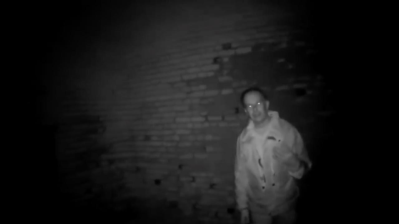 Scary Spirit Filmed Leaving Guys Body