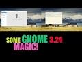 Arch Linux + GNOME 3.24 beta + Wayland + NVIDIA + Multimonitor