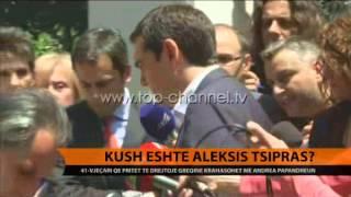 Kush është 41-vjeçari Aleksis Tsipras - Top Channel Albania - News - Lajme