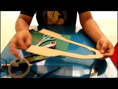 DIY Aerospace: Blackbird Jet Fighter Part 1