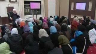 Gulshan-e-Waqfe Nau (Nasirat) Class: 14th November 2009 - Part 3 (Urdu)