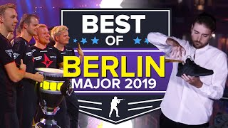 Best of the StarLadder Berlin Major 2019: Astralis Make History, Aces, Clutches and More