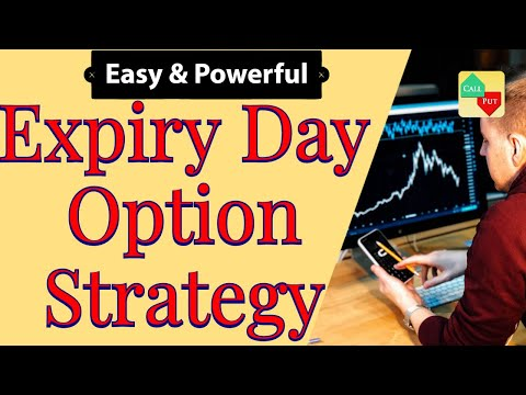 Expiry Day Options Strategy – Easy & Powerful