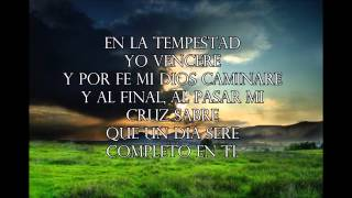 Completo En Ti - Sheila Romero (pista con letras)