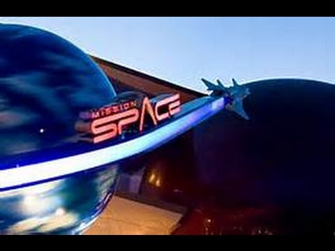 Mission Space - pre 2017 refurb