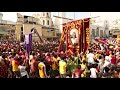 Download 100,000 devotees join procession of Nazareno replicas MP3 song and Music Video