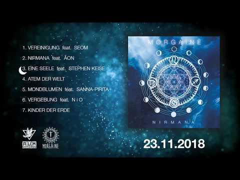MORGAINE - NIRMANA EP [Snippet]