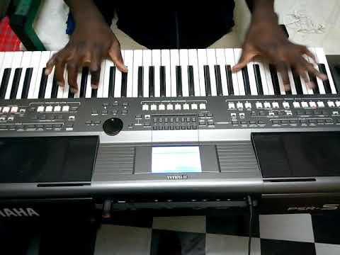 HOW TO PLAY SEBEN LINGALA ON KEYBOARD PART 1 OF 3