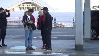 170306 인천공항(Incheon Airport) 젝스키스(sechskies) 은지원(eunjiwon)