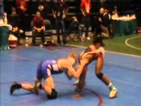 GVHS Wrestling Reno 2010 Sean 3