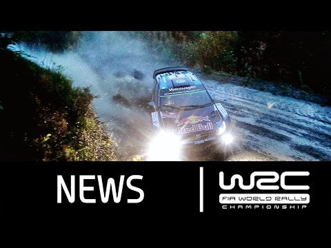 WRC News - Wales Rally GB 2015: Stages 18-19